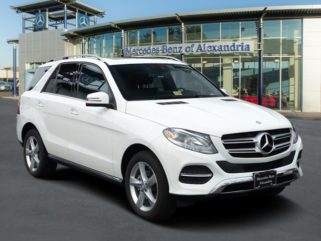 pre owned 2017 mercedes benz gle gle 350 sport utility in alexandria r816605a mercedes benz. Black Bedroom Furniture Sets. Home Design Ideas